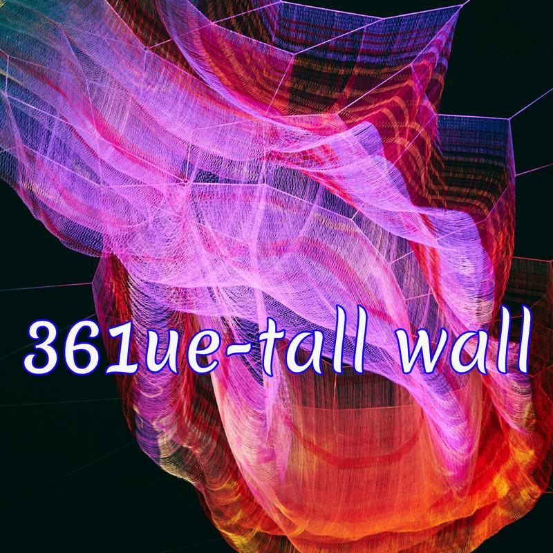 tall wall