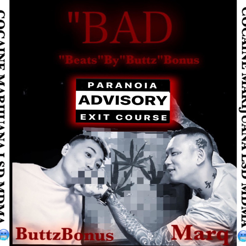 "「""BAD」""Beats ""By ""Buttz""Bonus"