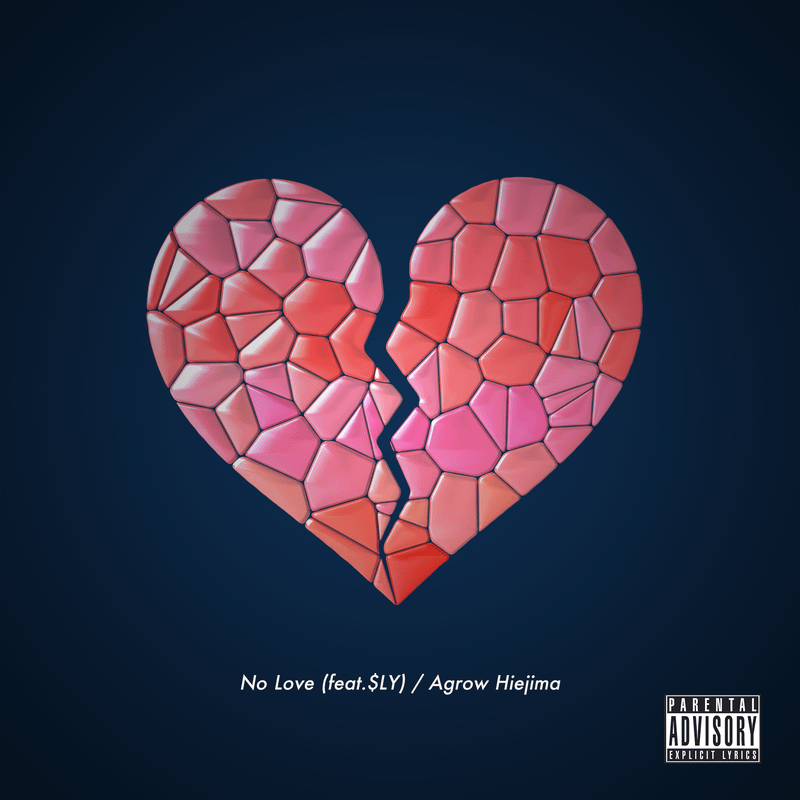 No Love (feat. $LY)