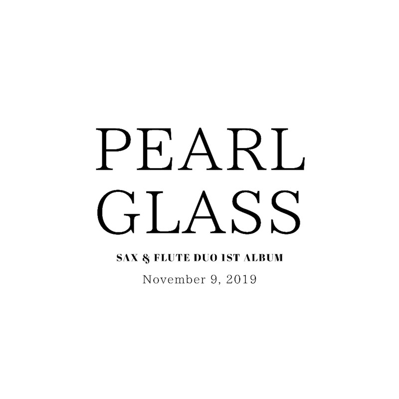 Pearl Glass 1st Album