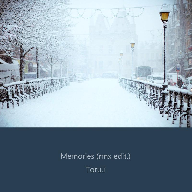 Memories (rmx edit.)