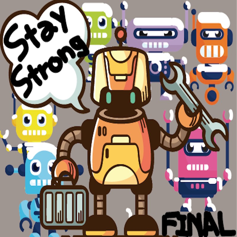 Stay Strong -FINAL-