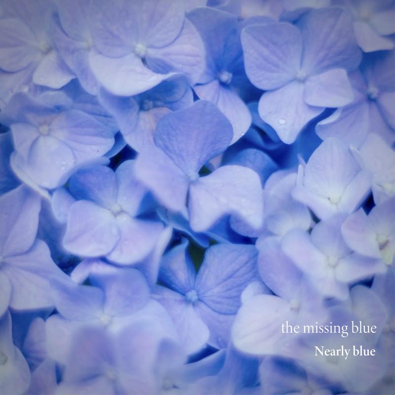Nearly blue
