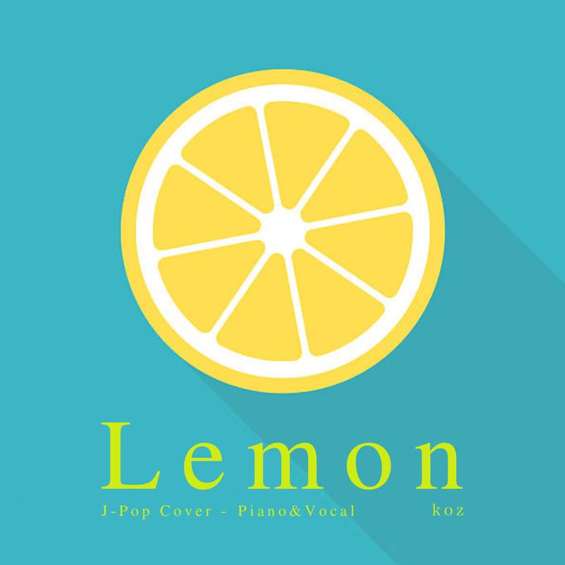Lemon (Cover) [Piano&Vocal]