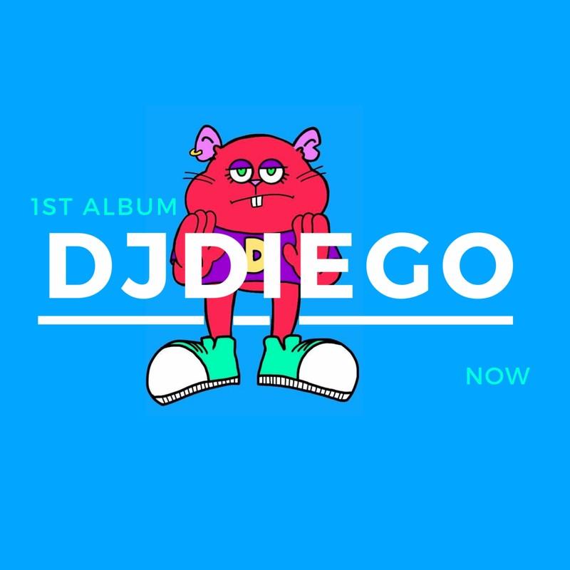 DJDiego 1st Album