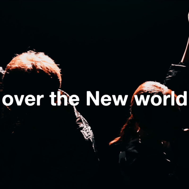 over the New world