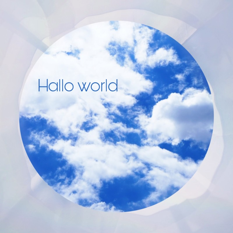 Hallo world