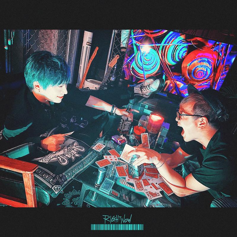 RIGHT NOW (feat. Kent Yamaguchi)