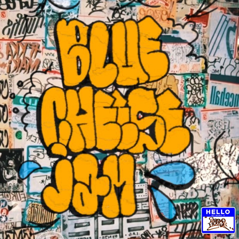 Blue Cheese Jam