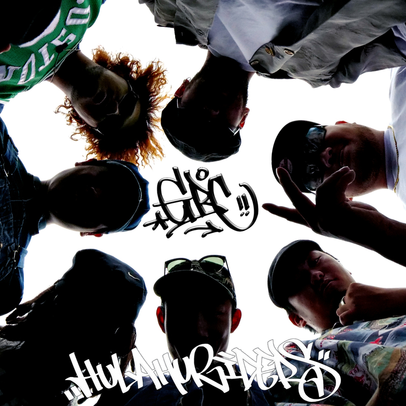 G.B.C HULAHURIDERS, TAKUWAN, J.D.B, CRUSH, KITSUNE, ICE-K, 1LAW & MC REN