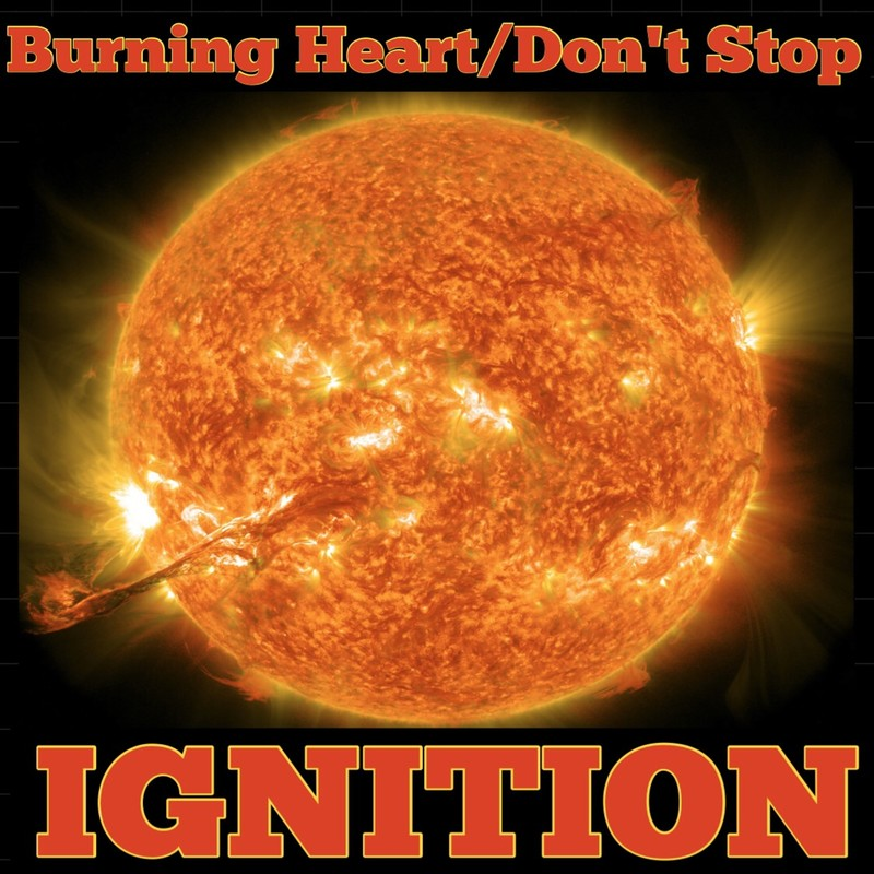 Burning Heart / Don