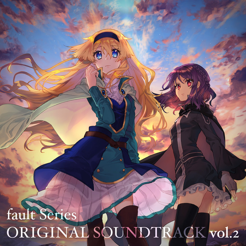 fault Series ORIGINAL SOUNDTRACK vol.2