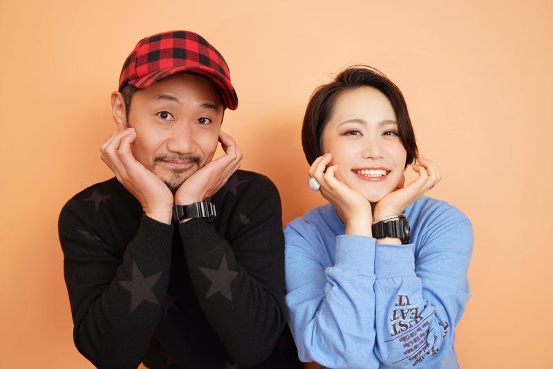 YUKI☆仁井山&YUMI