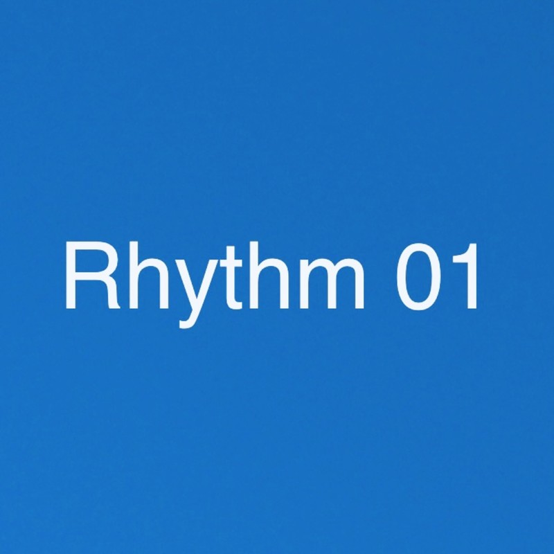 Rhythm 01