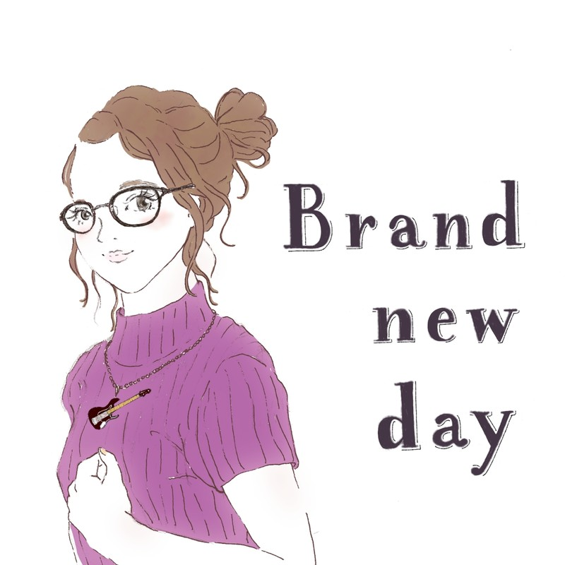 Brandnew day (feat. 佐藤 美佐子)