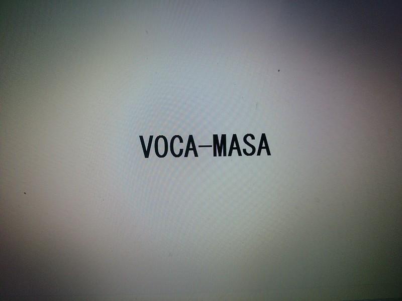 VOCA-MASA