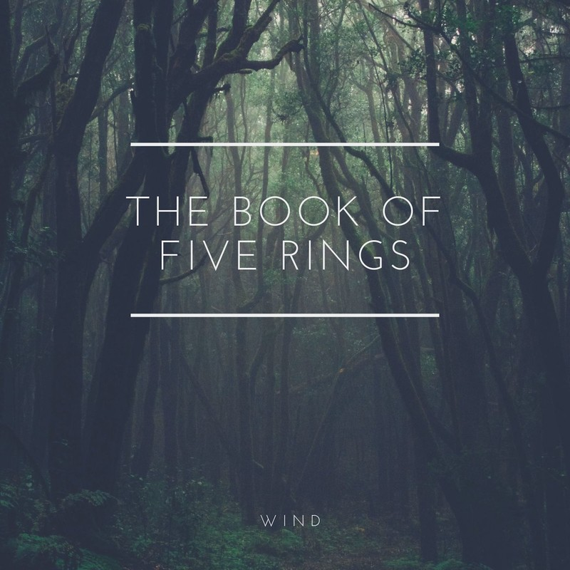 The Book of Five Rings-Wind