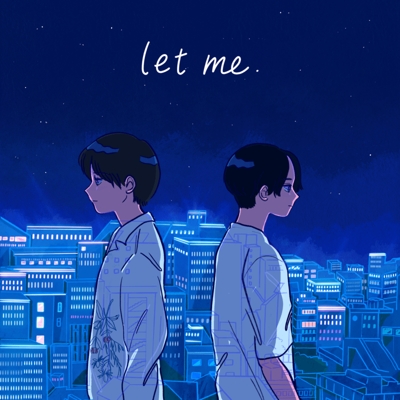 Let me (feat. Chazzy)
