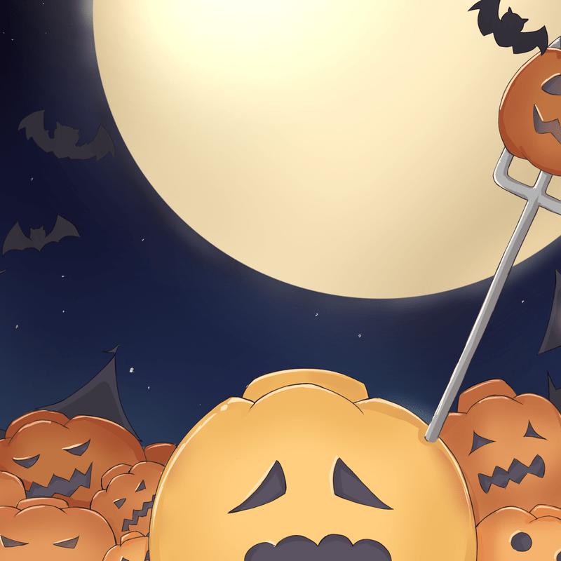 オレンジハロウィンパーティ