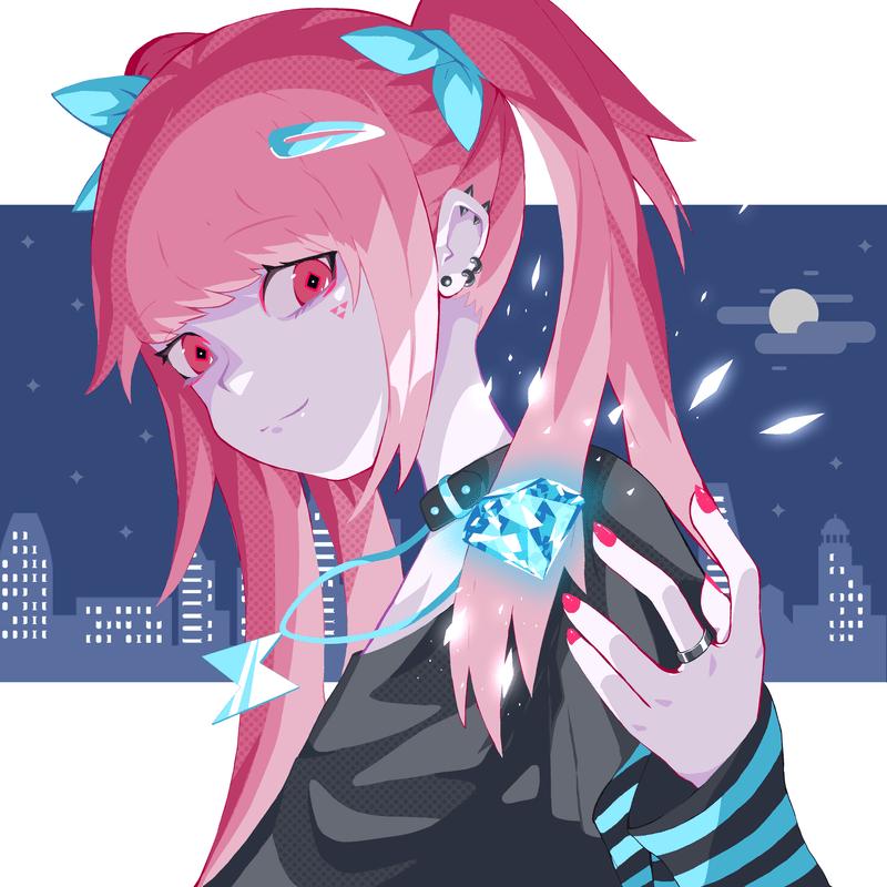 Diamond (feat. Suckerpunk)