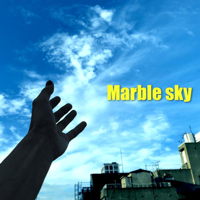 Marble sky