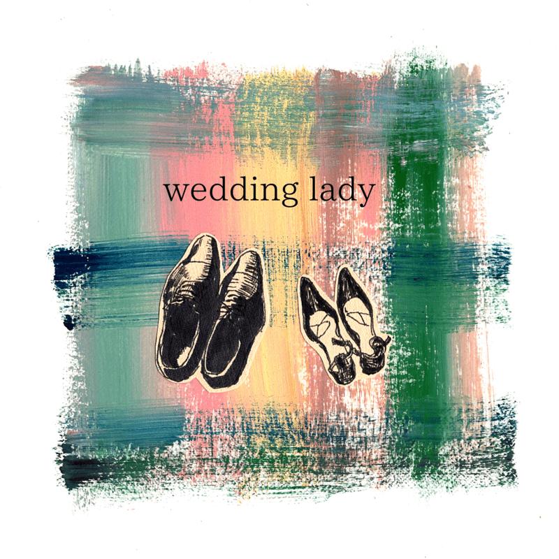 wedding lady
