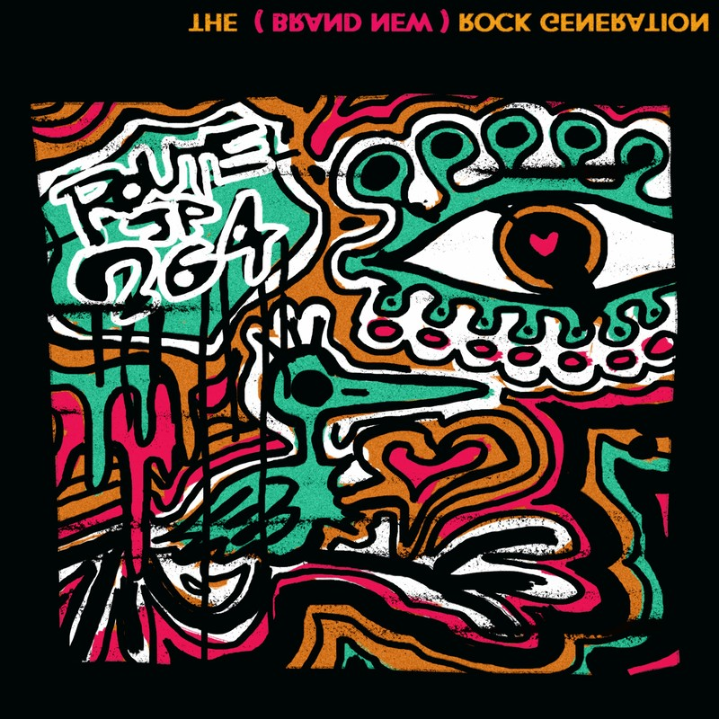 THE(BRAND NEW)ROCK GENERATION