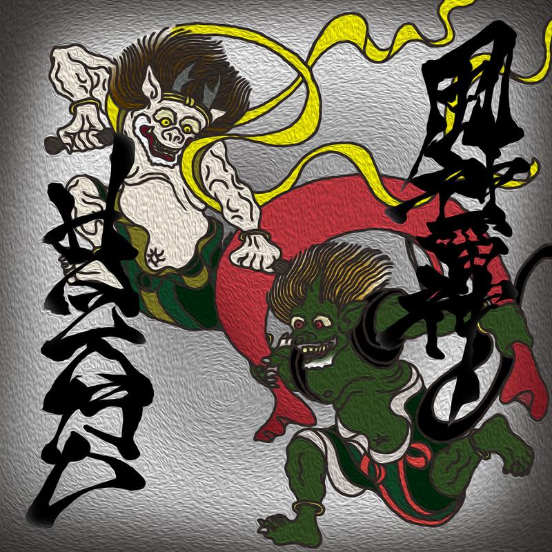 Fujin&Raijin