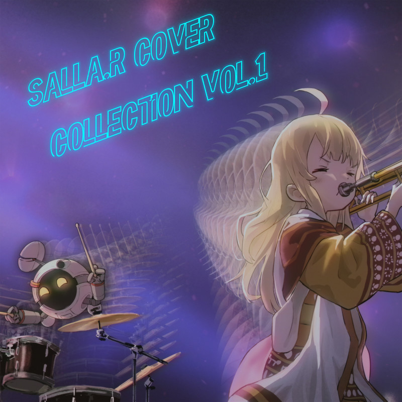 SALLA.R Cover Collection Vol.1