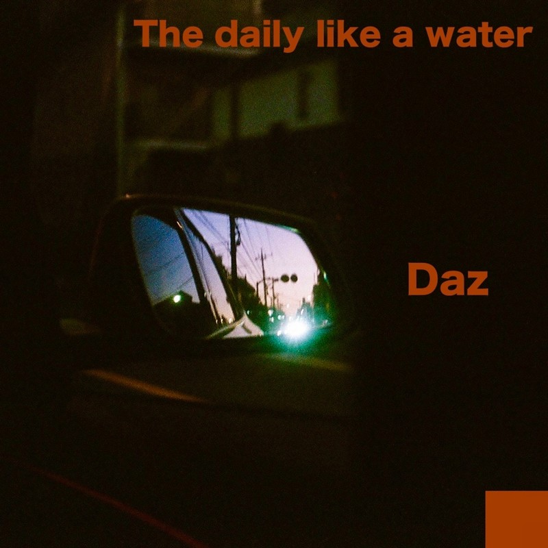 The daily like a water