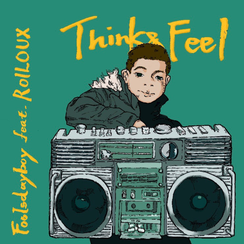 Think & Feel (feat. ROILOUX)