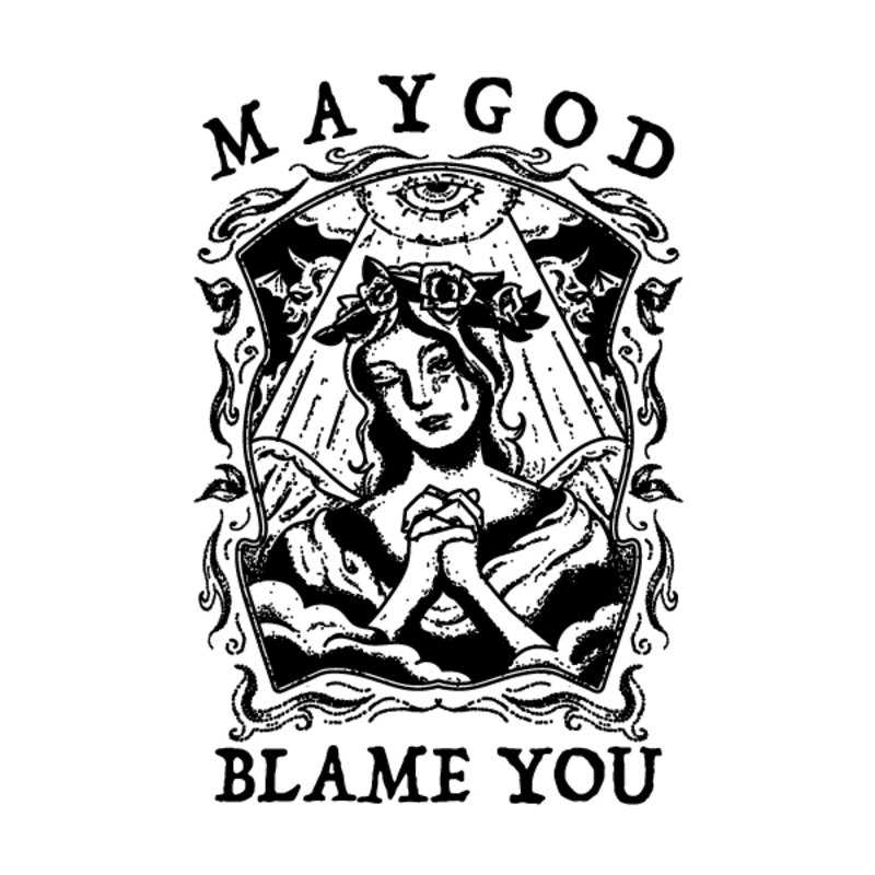 may god blame you