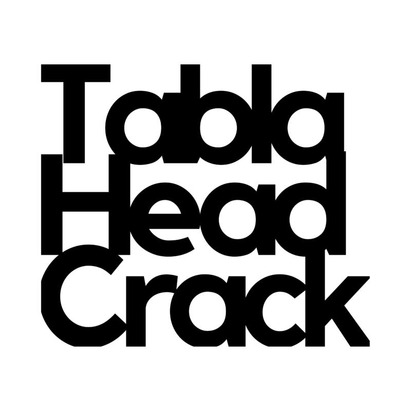 Tabla Head Crack
