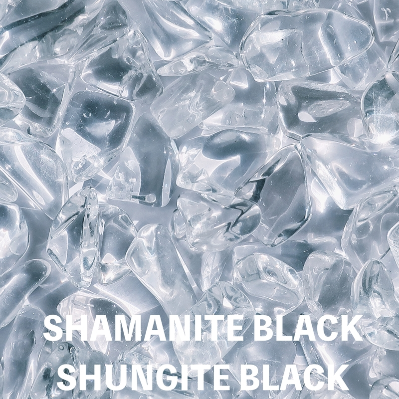 SHUNGITE BLACK
