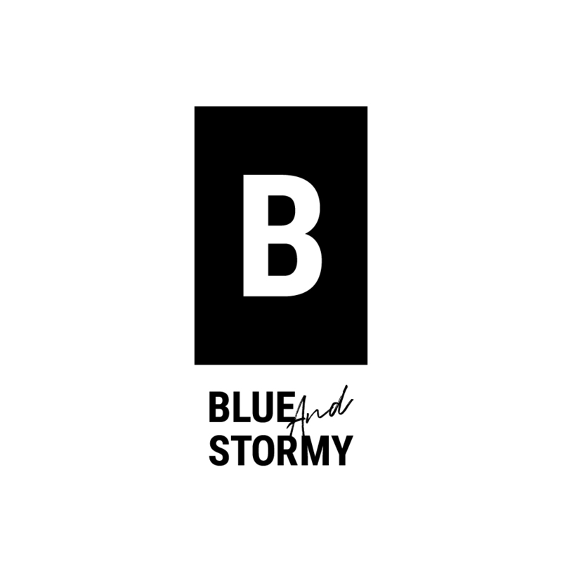 BLUE AND STORMY