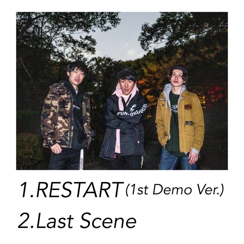 RESTART (1st Demo Ver.) / Last Scene