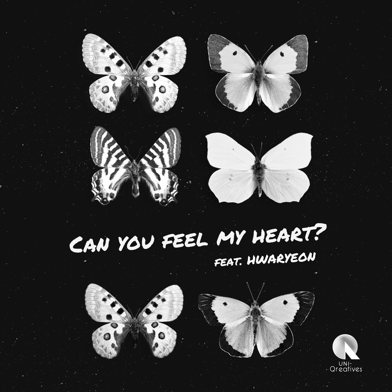 Can you feel my heart? (feat. HWARYEON)