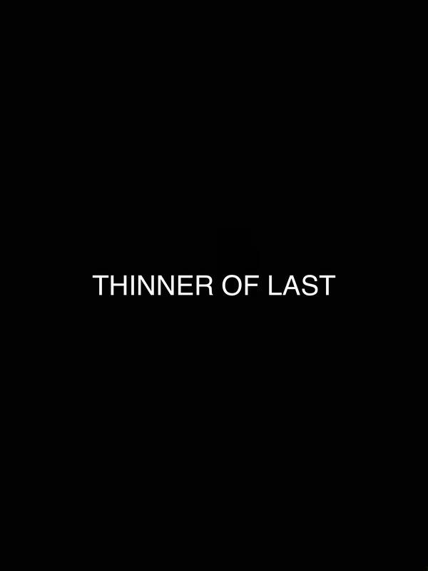 THINNER OF LAST