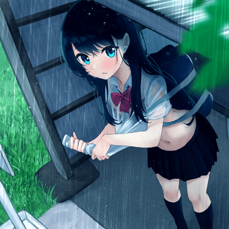 Staying In The Rain
