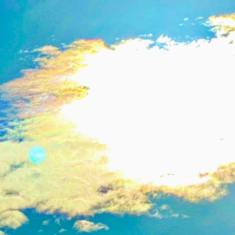 太陽の似顔絵