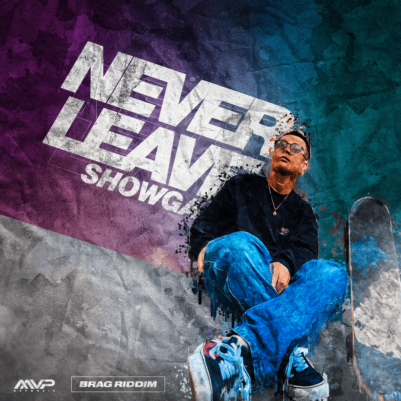NEVER LEAVE (feat. SHOWGA)