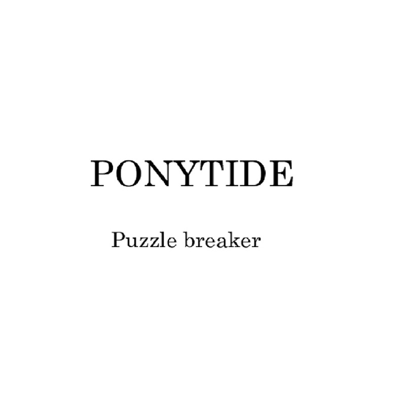 Puzzle breaker