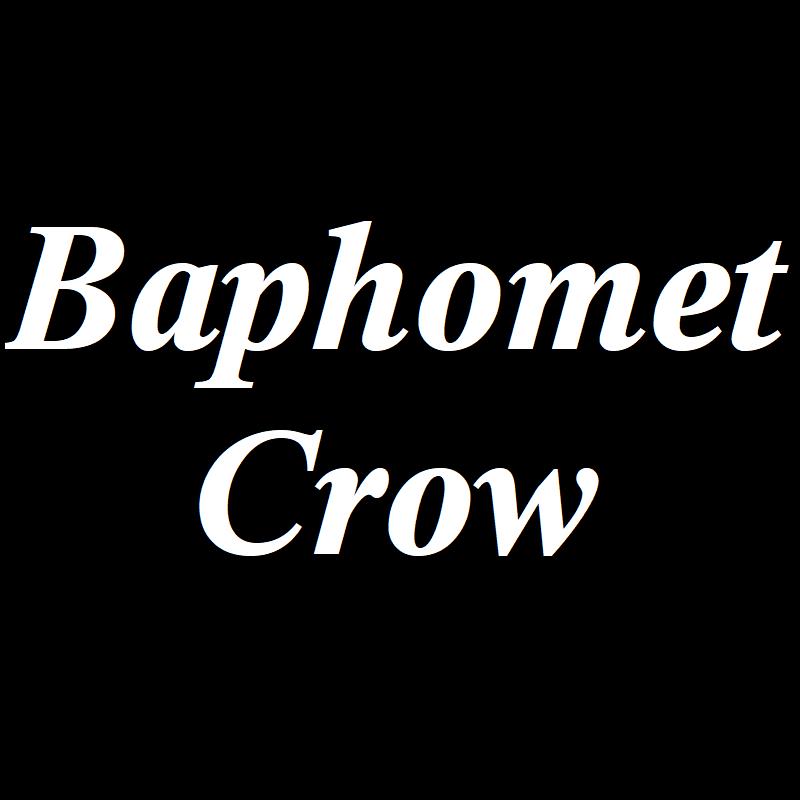 Baphomet Crow