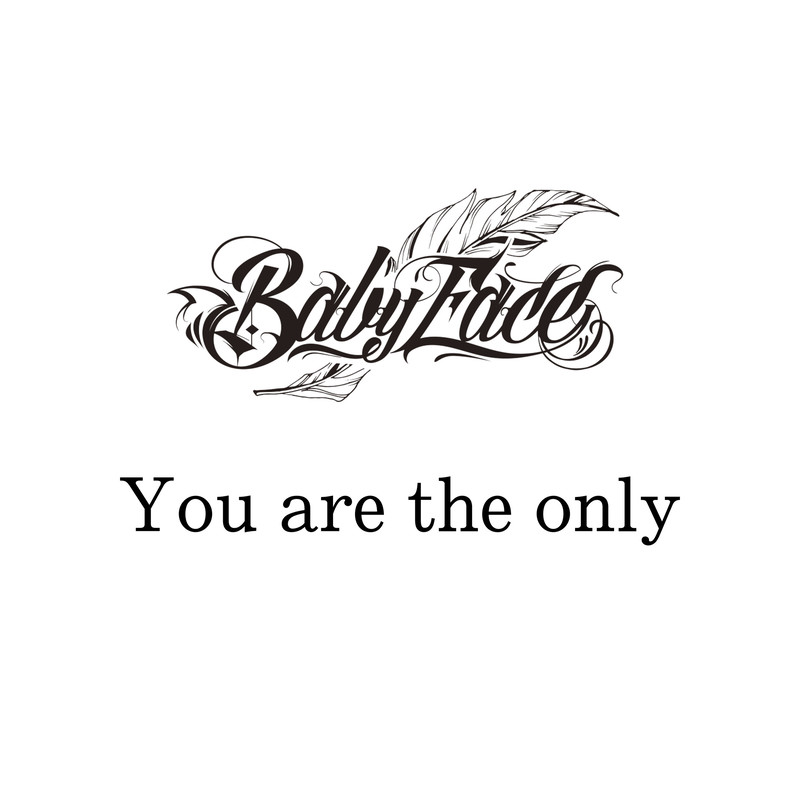 You are the only