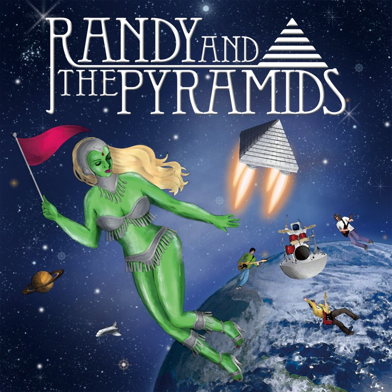 Randy and the Pyramids