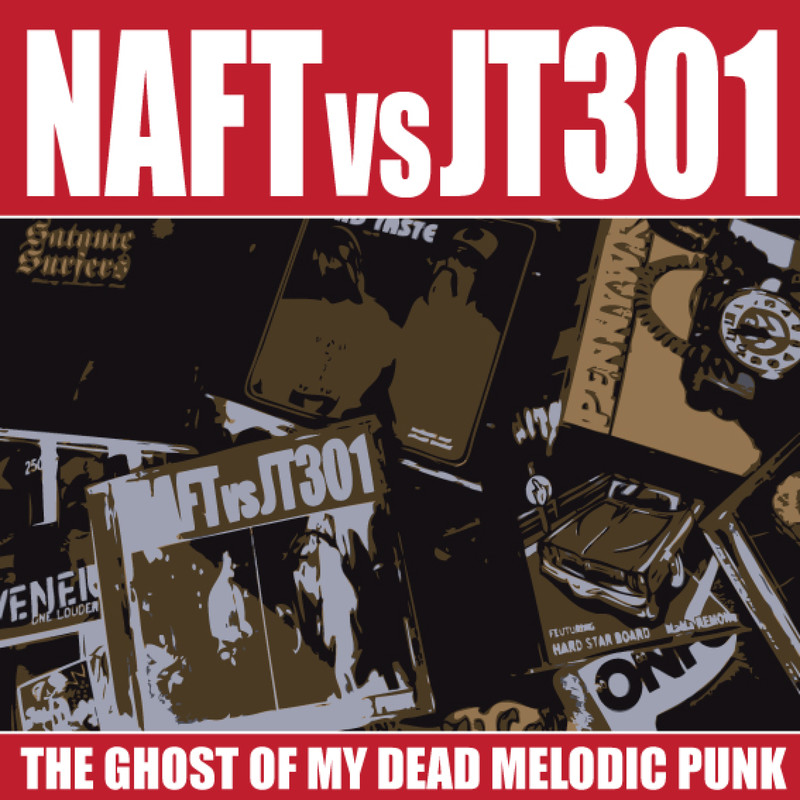 THE GHOST OF MY DEAD MELODIC PUNK