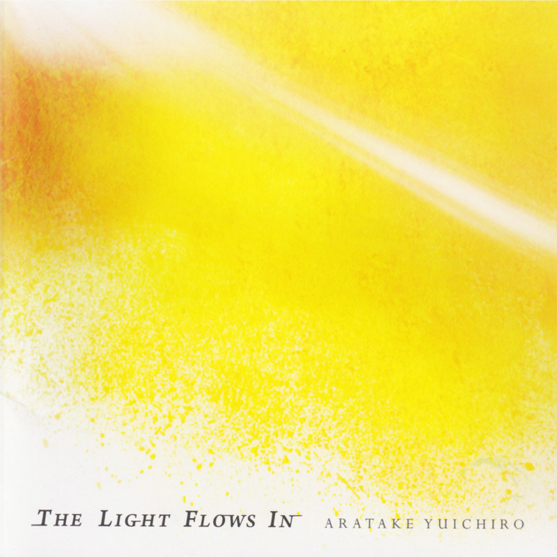 The light flows in