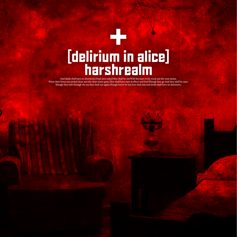 delirium in alice