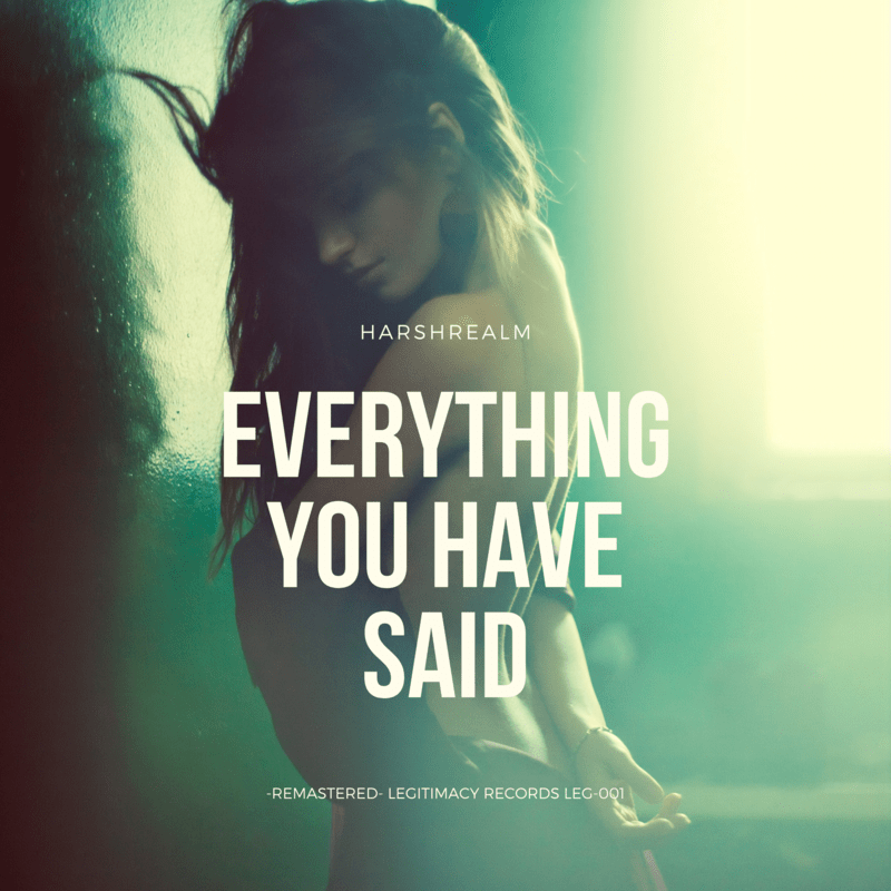 everything you have said