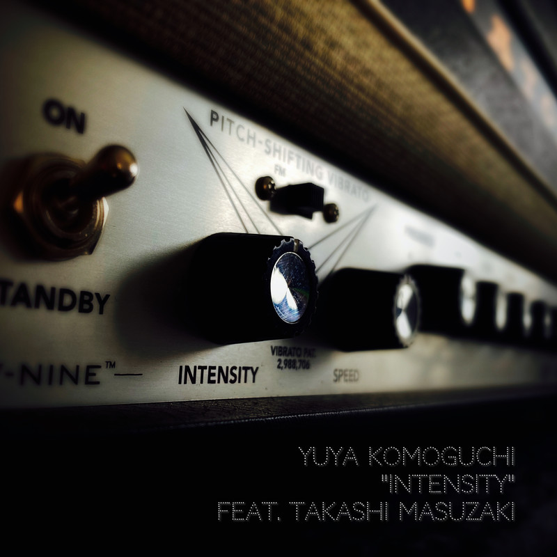 INTENSITY (feat. 増崎孝司)